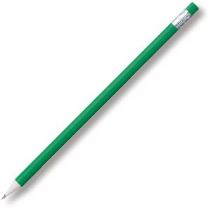 Newspaper Pencil - Green