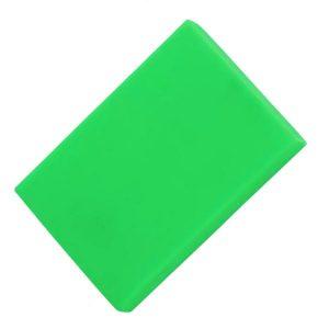 Neon Eraser - Green