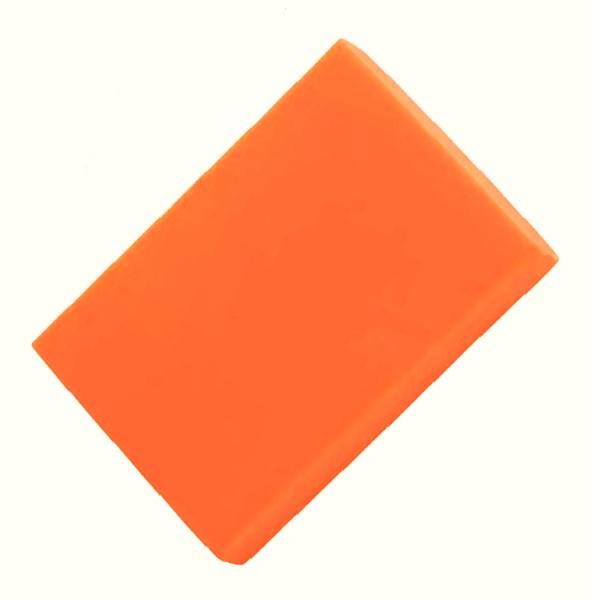 Neon Eraser - Orange