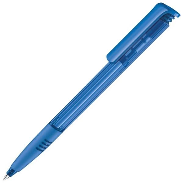 Super Hit Clear Soft Grip Pen