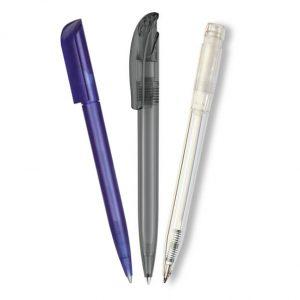 Transparent Plastic Pens