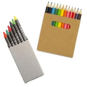 Crayons and Colouring Pencils