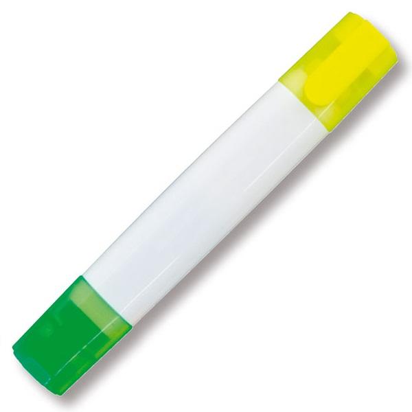 Duett Highlighter - Yellow & Green