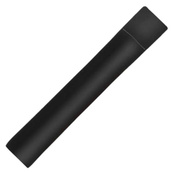 Suedette Pen Pouch - Black