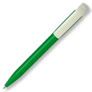 S45 Bio - White Clip - Green